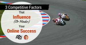 3 competitive factors